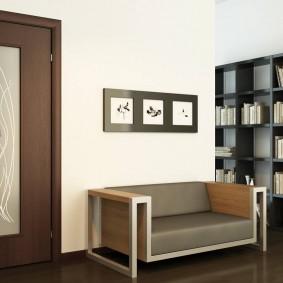межкомнатные двери в квартире фото виды