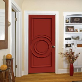 межкомнатные двери в квартире фото видов