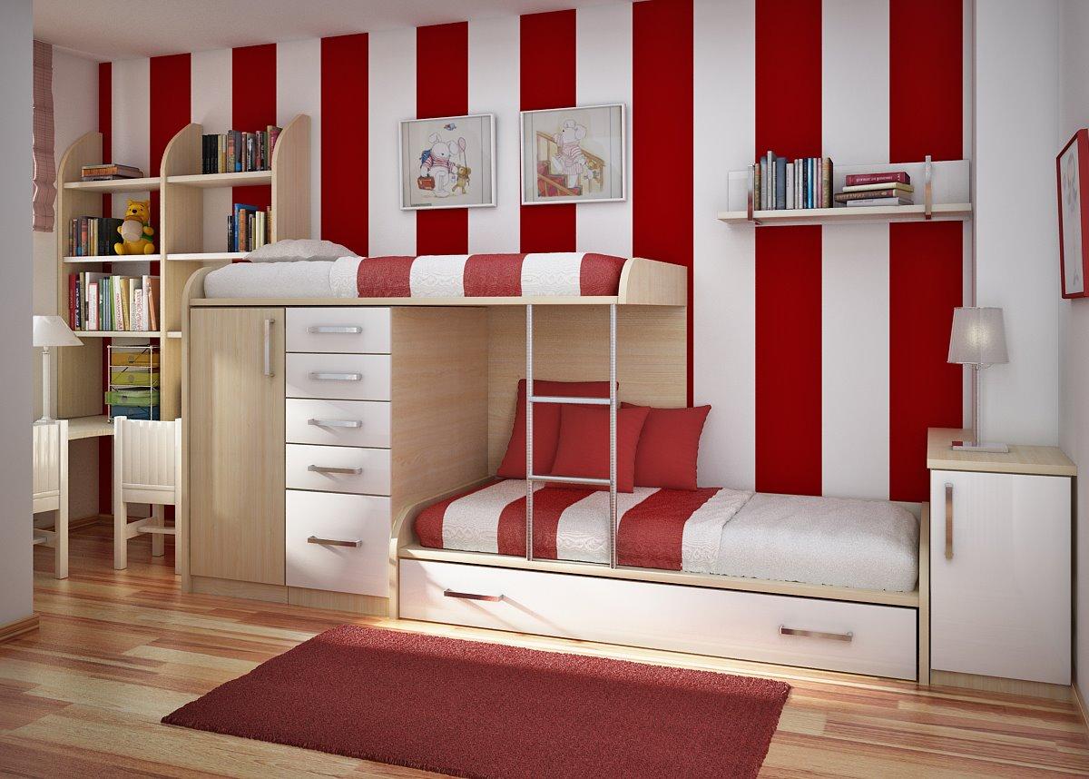 обустройство детской комнаты фото дизайн