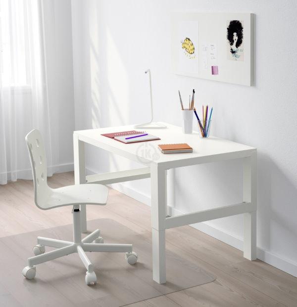 Белая мебель для комнаты девочки подростка