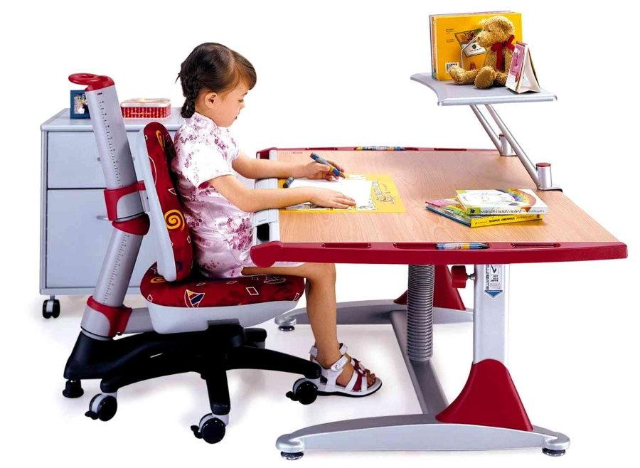 Трансформирующая мебель для детей школьного возраста
