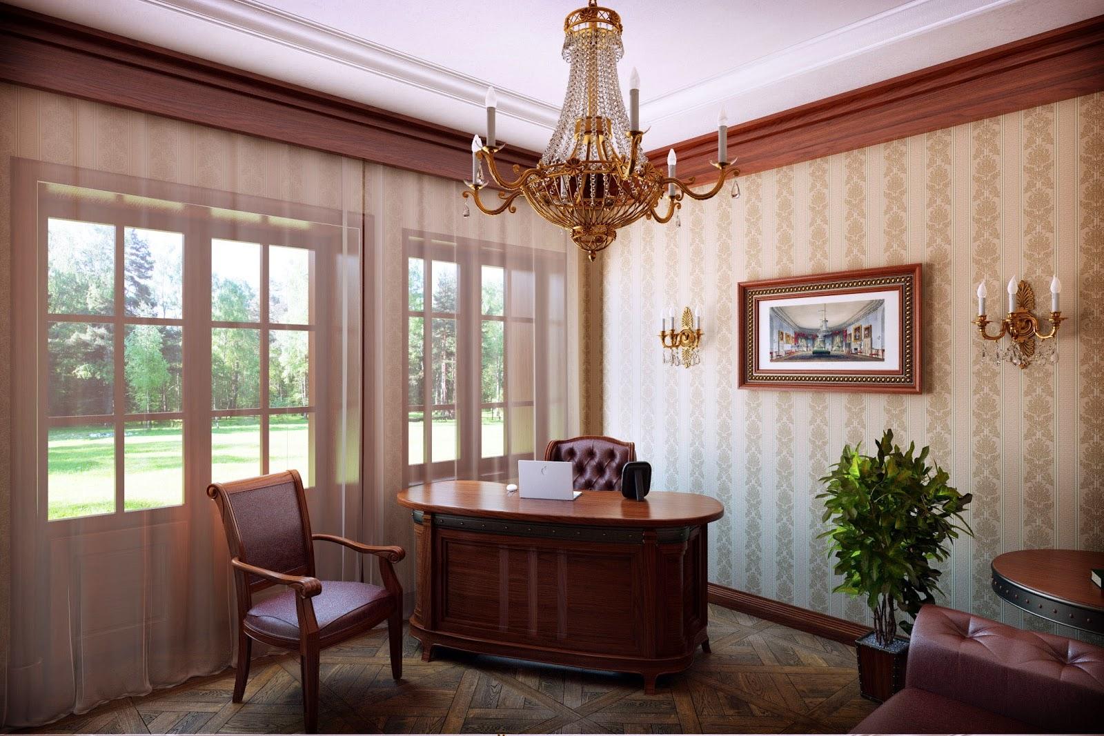 обои для рабочего кабинета в квартире фото основу сериала легла