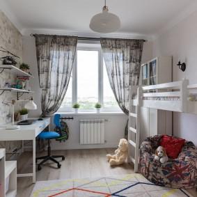 расстановка мебели в детской идеи дизайн