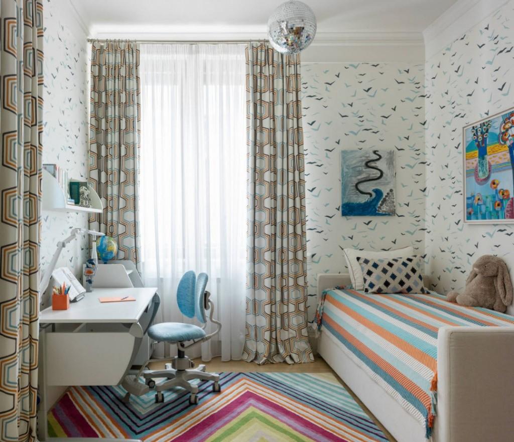 Растущая мебель в детской комнате для мальчика