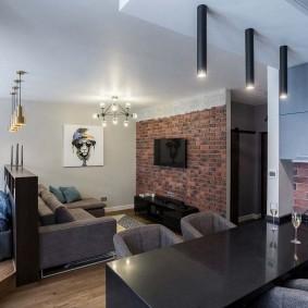 ремонт однокомнатной квартиры виды идеи