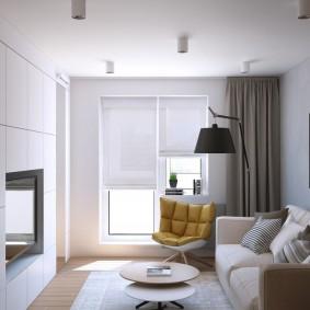 ремонт однокомнатной квартиры обзор