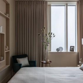 ремонт однокомнатной квартиры виды декора