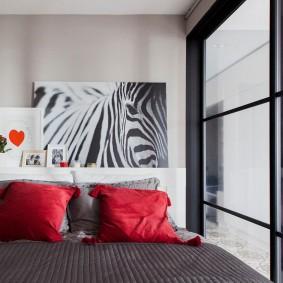 ремонт однокомнатной квартиры идеи