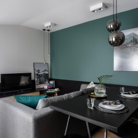 ремонт однокомнатной квартиры идеи фото