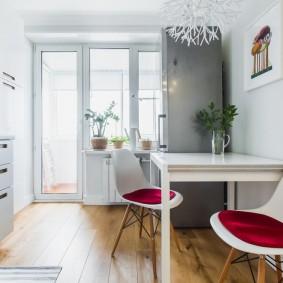 ремонт однокомнатной квартиры фото идеи