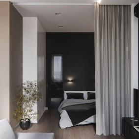 ремонт однокомнатной квартиры идеи дизайн