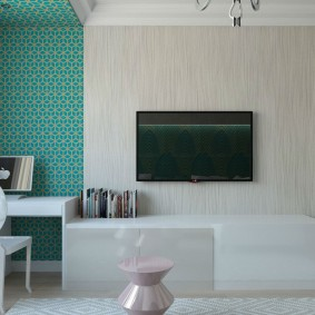 ремонт однокомнатной квартиры идеи дизайна