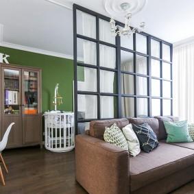 ремонт однокомнатной квартиры идеи оформление