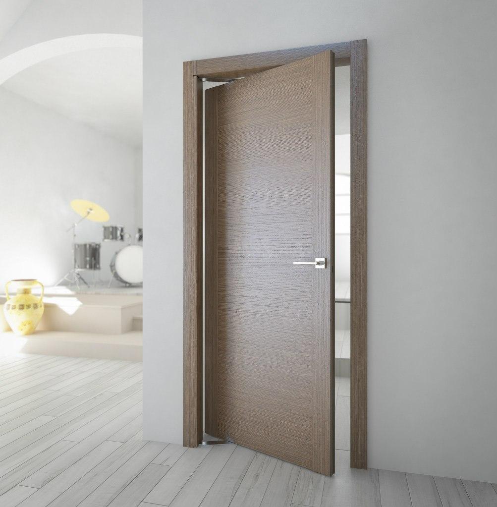 двери межкомнатные в интерьере