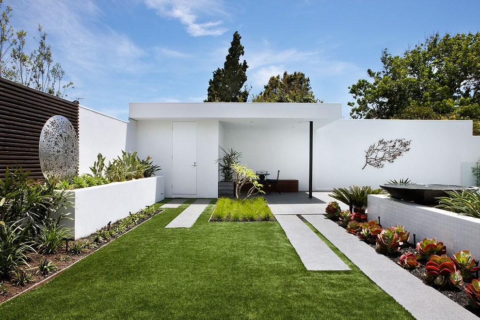 садовый участок 6 соток минимализм
