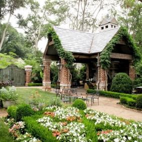 садовый участок площадью 6 соток