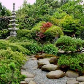 садовый участок площадью 6 соток дизайн идеи