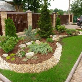 садовый участок площадью 6 соток декор идеи