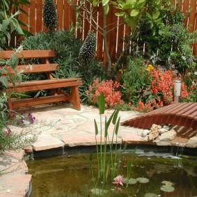 садовый участок площадью 6 соток оформление фото