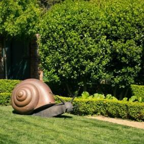 садовый участок площадью 6 соток фото оформления
