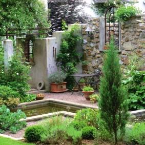 садовый участок площадью 6 соток варианты