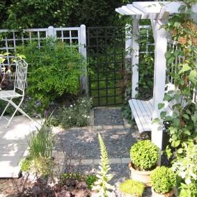 садовый участок площадью 6 соток виды оформления