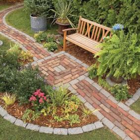 садовый участок площадью 6 соток проект фото