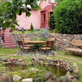 садовый участок площадью 6 соток идеи фото