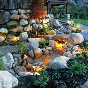 садовый участок площадью 6 соток фото идеи