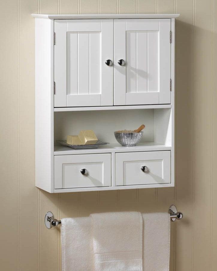 Небольшой шкафчик для ранения туалетных принадлежностей