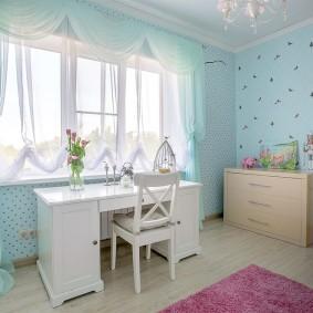 шторы в детскую комнату фото дизайн