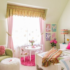 шторы в детскую комнату фото дизайна