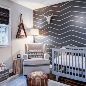 современная детская комната идеи варианты