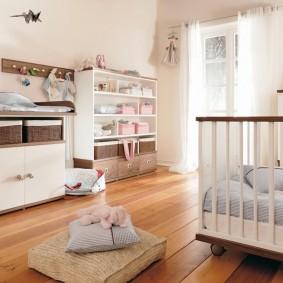 современная детская комната фото виды