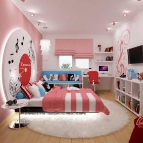 современная детская комната виды оформления