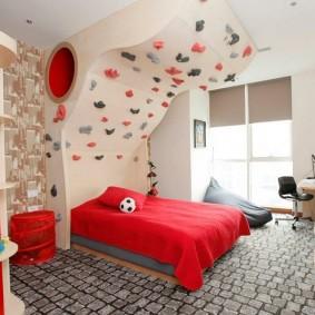 современная детская в квартире идеи интерьера