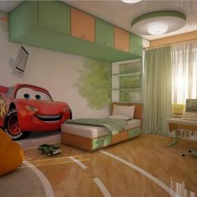 современная детская в квартире идеи оформления