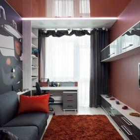 современная детская в квартире варианты идеи