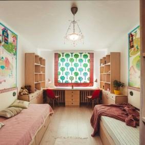 современная детская в квартире фото видов