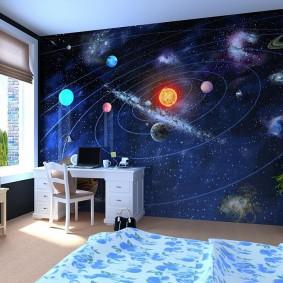 современная детская в квартире виды идеи