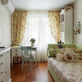 современная детская в квартире фото дизайна