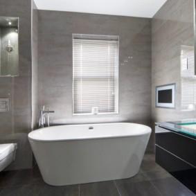 современная ванная комната фото варианты