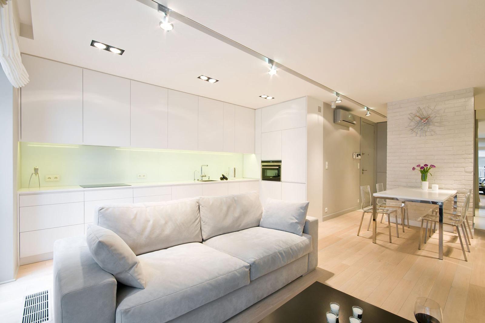 оформление двухкомнатной квартиры