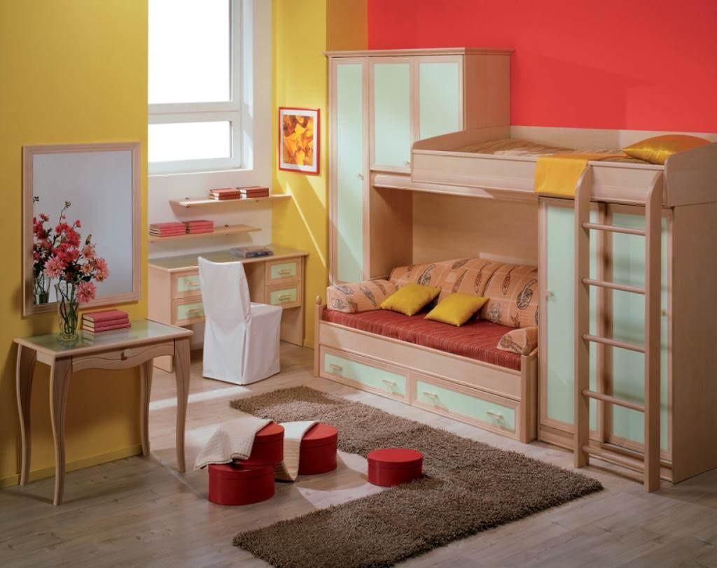 Детская мебель для квартиры студии