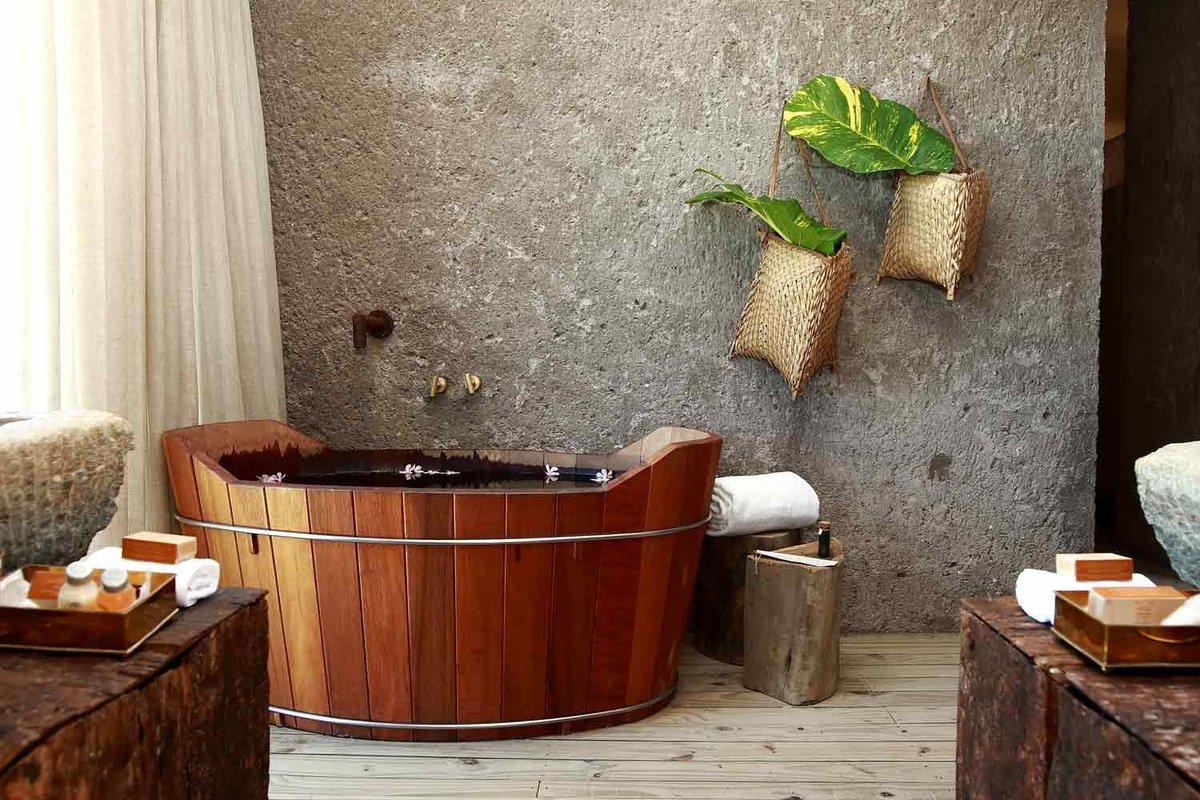 ванна офуро фото