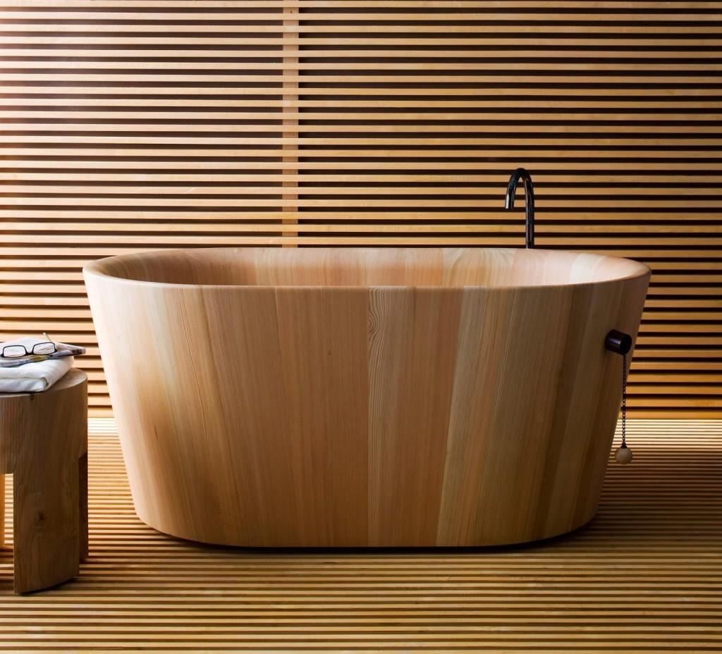 ванна офуро