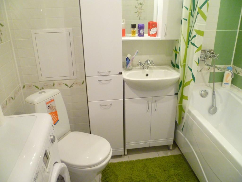 ванная комната в хрущевке цвет стен