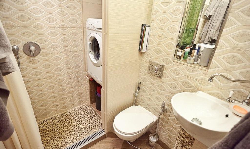 ванная комната в хрущевке идеи