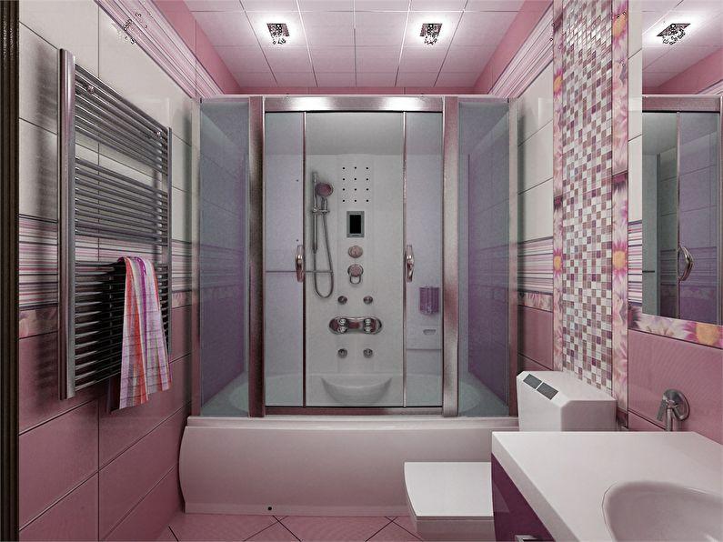 ванная комната в хрущевке освещение