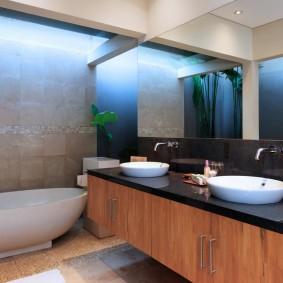 ванная комната 2019 дизайн фото